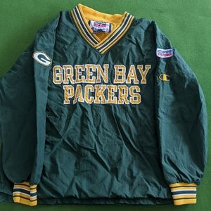 Green Bay Packers Champion Pro Line Pullover XL